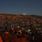 Familienbesuch in La Paz
