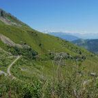 Heiße Tage in den Alpen
