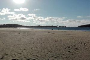 Am Strand von Pichidangui