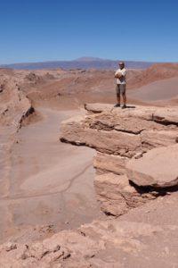 Am Aussichtspunkt Piedra de Coyote