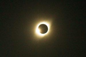 Sonnenfinsternis 2019 - Dritter Kontakt