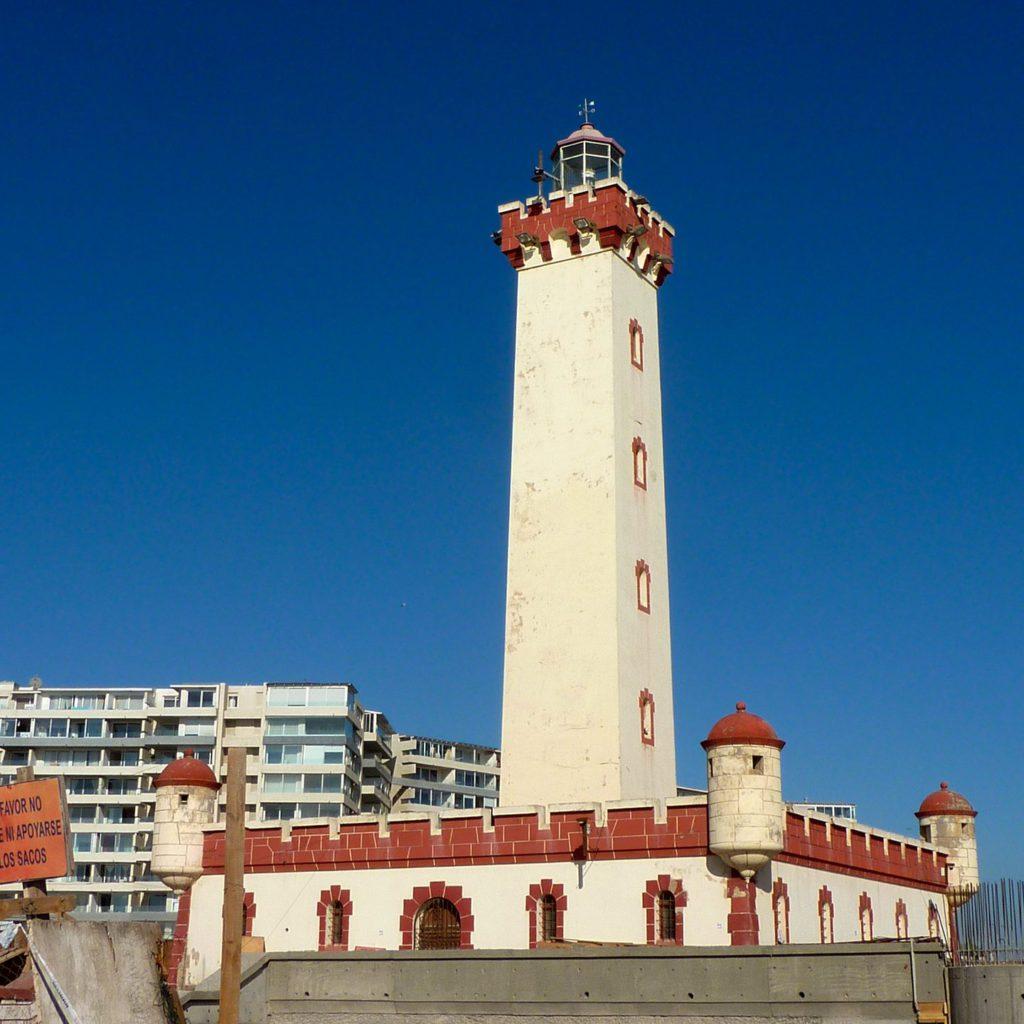 Leuchtturm von La Serena