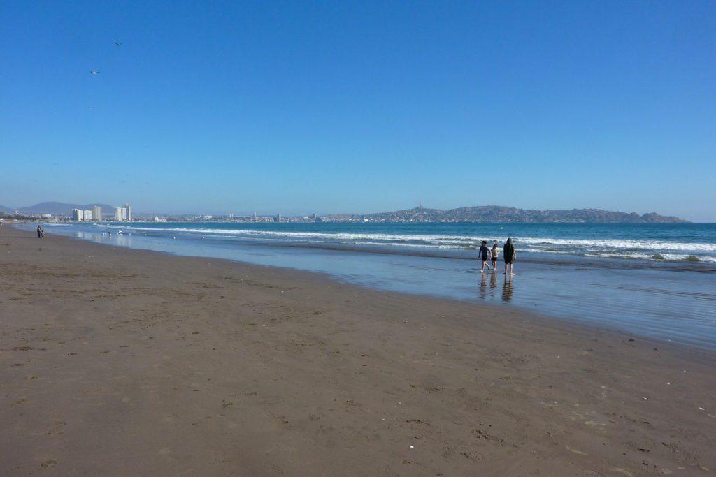 Strand von La Serena
