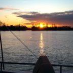 Segeln auf der Gironde