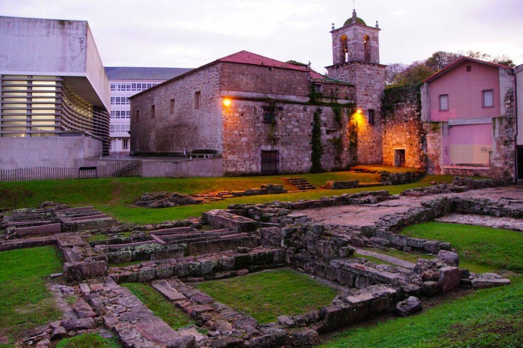 Ruinen des Convento San Francisco