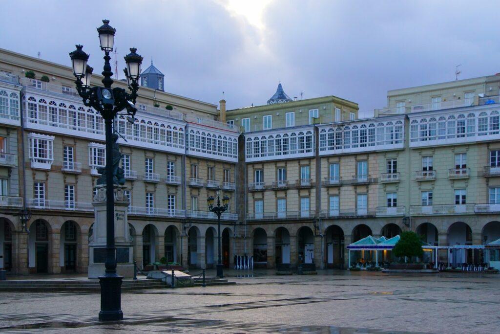 Praza María Pita