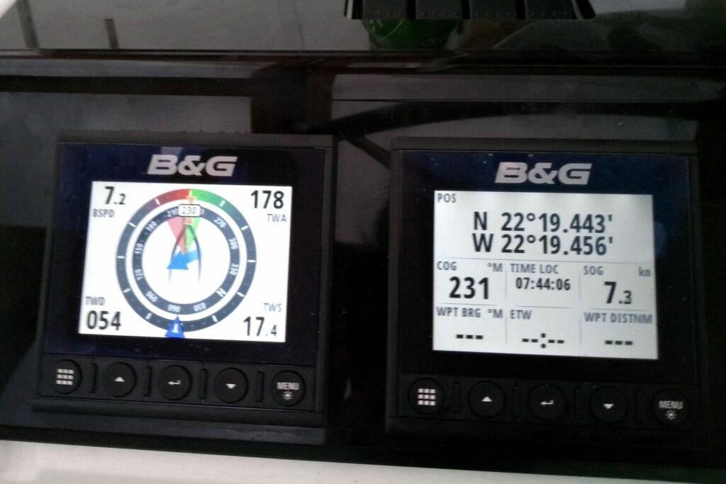 B&G - Instrumente