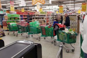 Einkauf in Cascais
