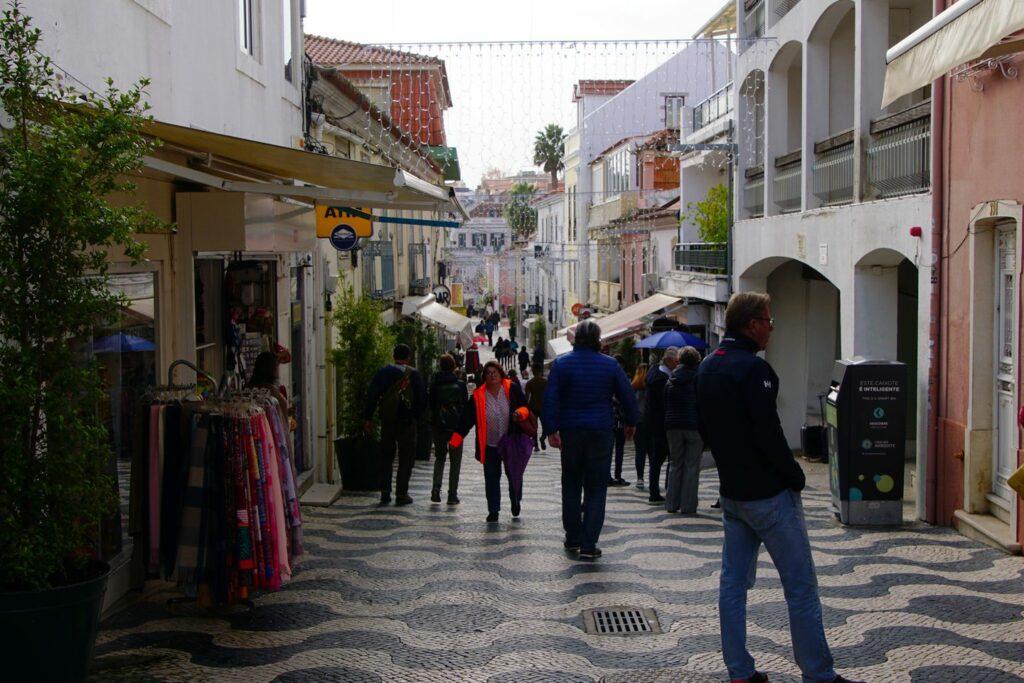 Innenstadt von Cascais