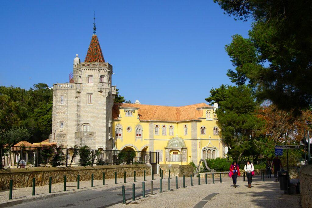 Kunstmuseum in historischem Palast